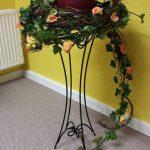 Blumen Büro