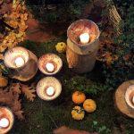 Kerzen Kranz
